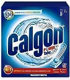 Calgon 3in1 Tabs, Wasserenthärter gegen Kalk & Schmutz in der Waschmaschine, 75 Tabs