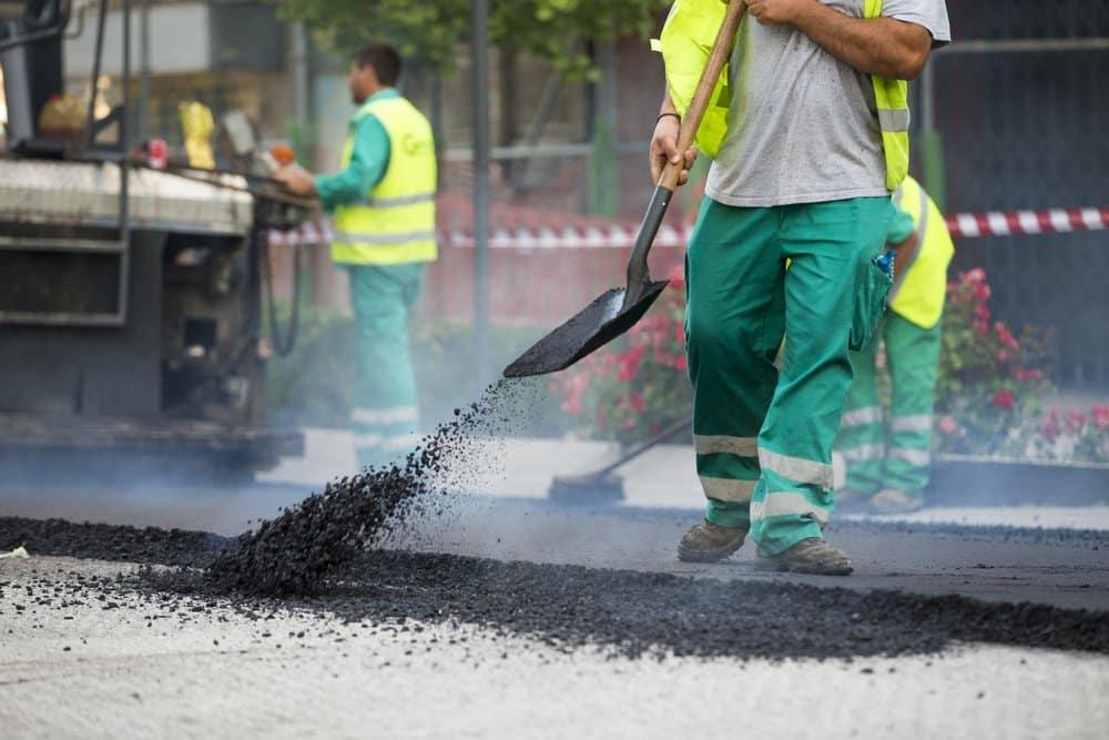 Bitumen statt gesundheitsschädlichem Teer im Straßenbau