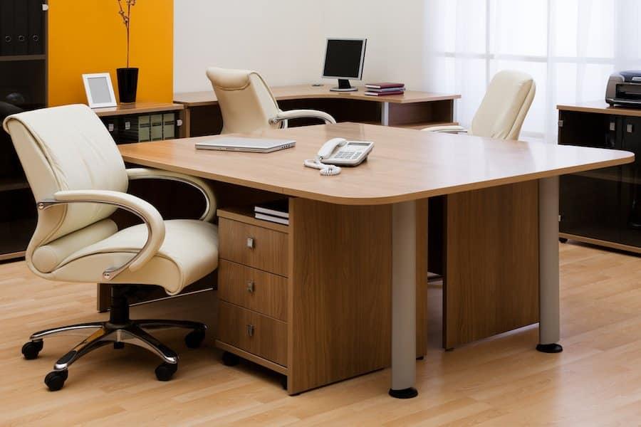 Bürostuhlunterlagen schonen den Boden