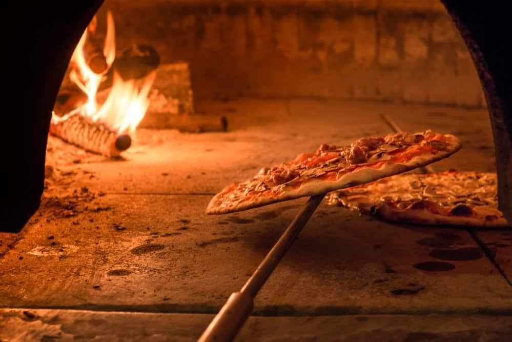 Pizzaofen / Steinofen