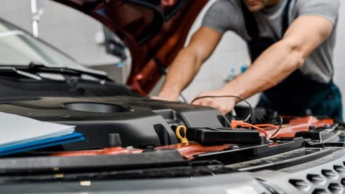 Batteriewächter 12v für eine elektrische Kühlbox ist sinnvoll