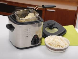 Eine Heißluft Friteuse ist die gesunde Alternative