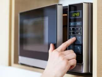 Mikrowelle mit Pizzafunktion