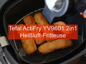 Tefal ActiFry YV9601 2in1 Heißluft Friteuse