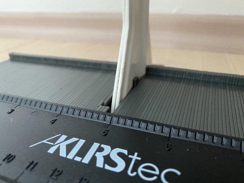 KLRStec Kontur-Vervielfältigungslehre zur Übertragung von Konturen