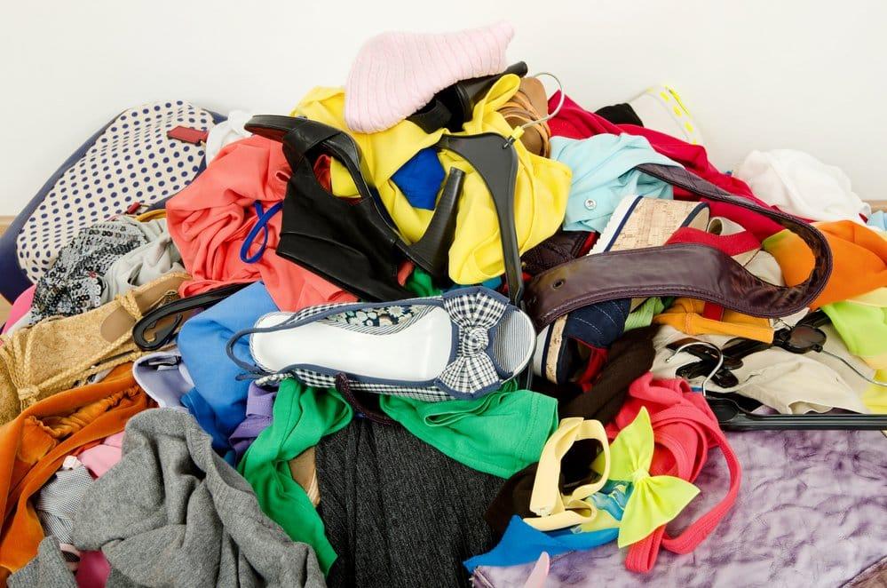 Campingschrank faltbar für Wäsche fehlt