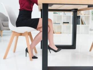 Tischkufen rechteckig