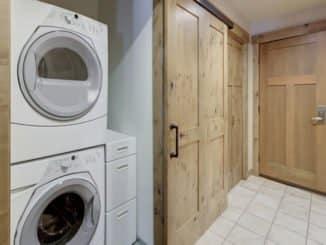 Zwischenbaurahmen Waschmaschine Trockner