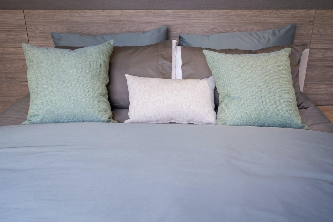 Materialauswahl bei der Bettwäsche