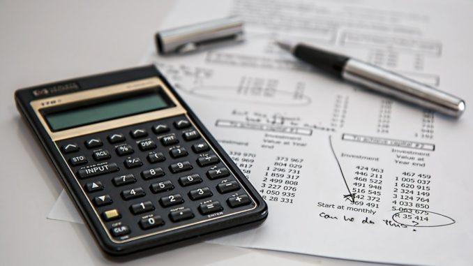 Energiekosten zusammenrechnen